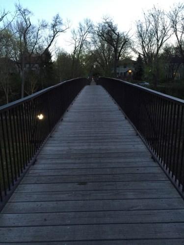 Bryant Avenue bridge