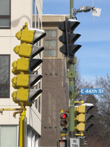 46th St. and 46th Ave, Minneapolis