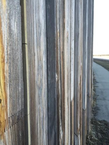 Interstate sound barrier wall