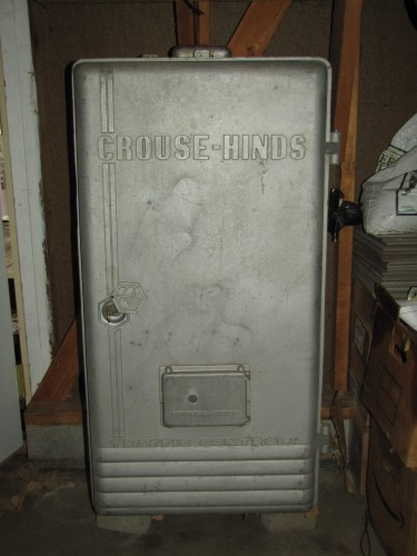 Crouse-HInds PCE-3000 E/M controller, from Moberly, MO