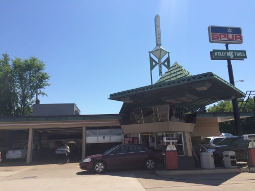Cloquet Gas Station - Exterior