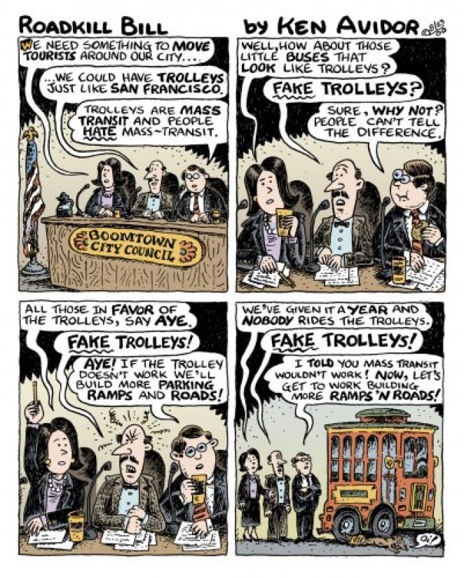 RKB_fake_trolleys