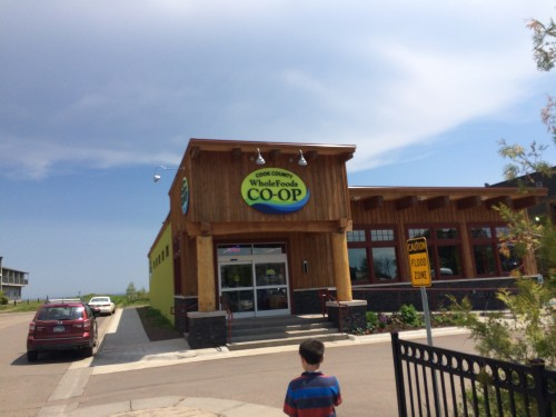 Cook County WholeFoods Co-op. Twin Citizens will feel at home.