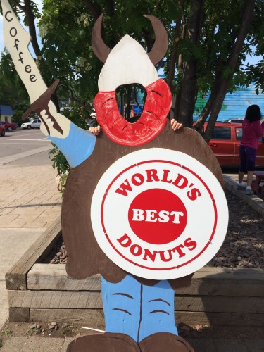 World's Best Donuts - Grand Marais, Minnesota
