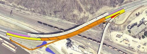 New Bridge Layout