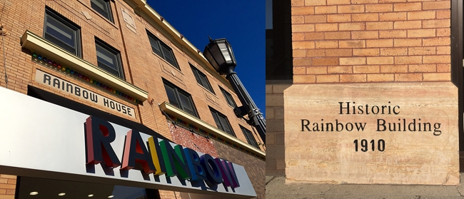 Rainbow House Office Building