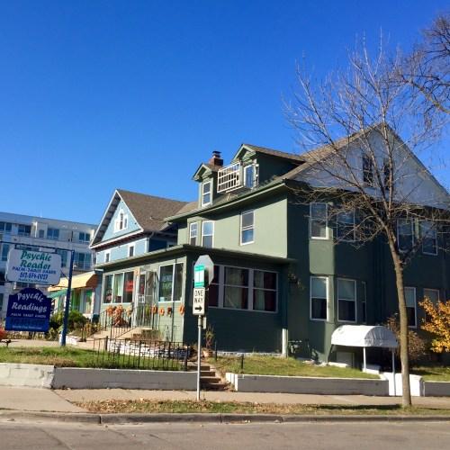 Houses at 1700 W Lake Street
