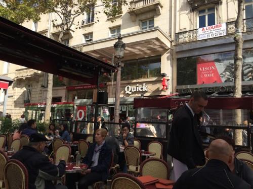 Champs-Elysees Paris