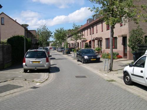 Woonerf in Delft
