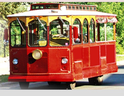 Stillwater Trolley (image from stillwatertrolley.com)