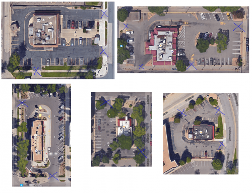 Drive Thru Access Examples