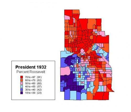 mpls president1932 map