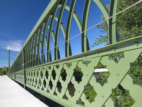 Holmes Street Bridge Railing