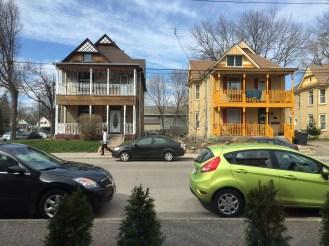 Apartments on 13th Avenue NE, Minneapolis