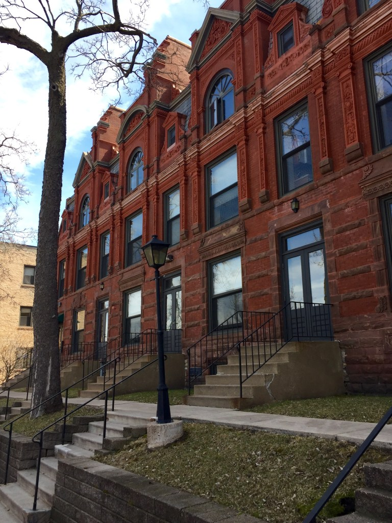 Swinford Townhouses and Apartments, 1225 Hawthorn Avenue, Minneapolis
