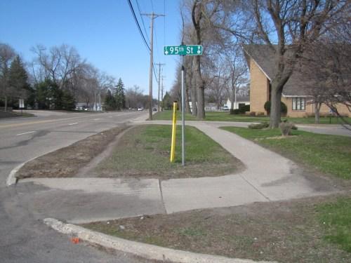 Sidewalk Jog