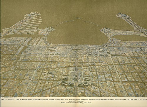 Chicago Master Plan - Formal in Concept, Organic in Execution