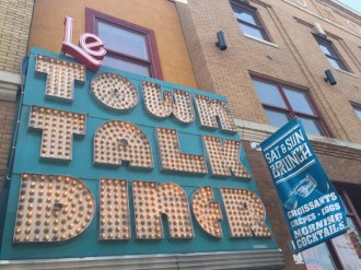 Le Town Talk Diner