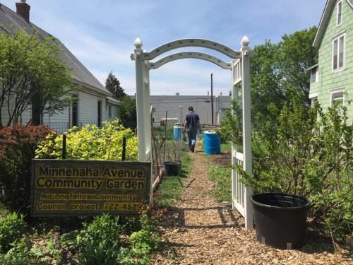 Minnehaha Avenue Community Garden