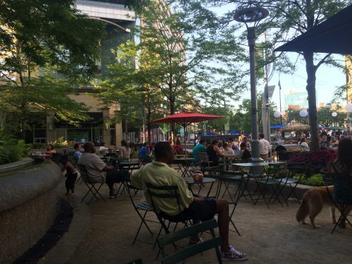 Public Spaces We All Share