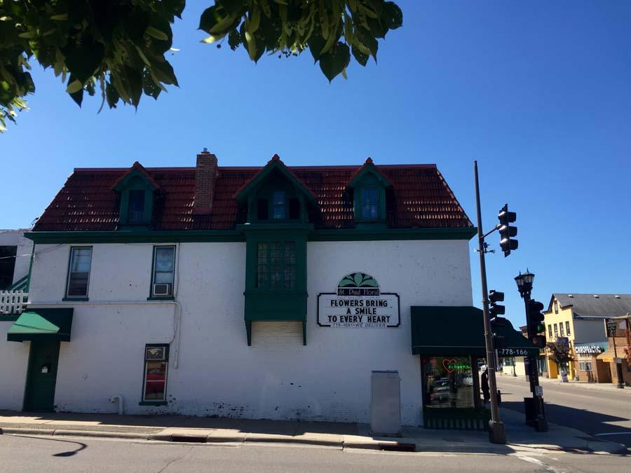 960 Payne Avenue building