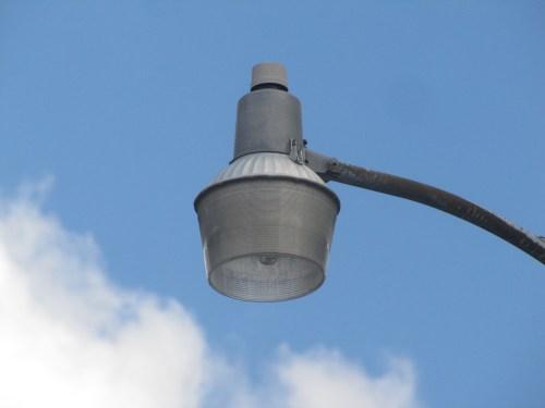 "St Paul NEMA ""Bucket"" light"