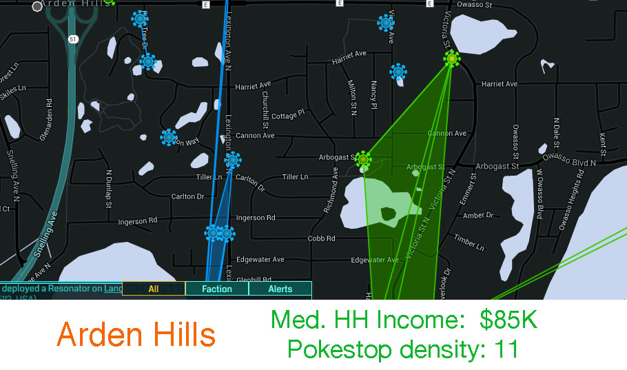ingress-map-arden-hills