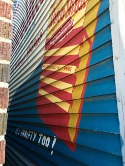 Lan-o-Sheen mural