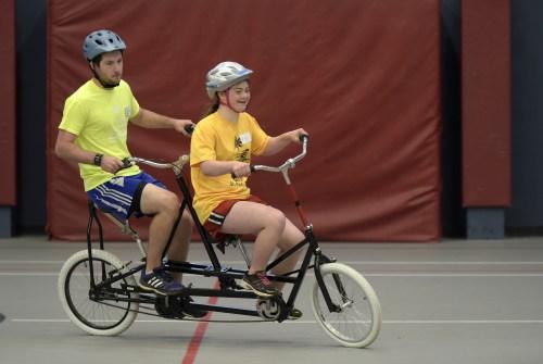 bike camp tandem