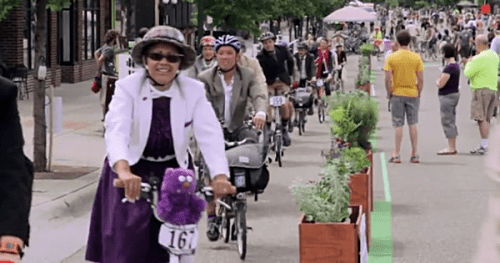 East Lake Street Open Streets Event