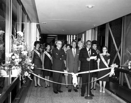 Skyway grand opening in 1963.