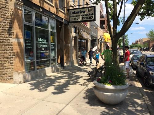 Southport Avenue, Chicago - Excellent Sense of Place