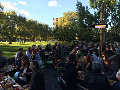 Pub on the Park at London Fields