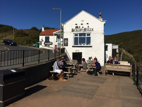 Old Scalby Mills, Scarborough - Pub at the End of the Trail