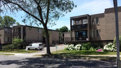 Bush Terrace Condominiums