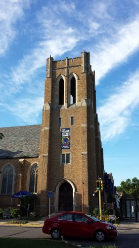 Calvary Lutheran Church, 3901 Chicago Avenue South