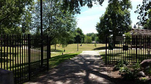 Bancroft Meadows Entrance on 15th Avenue