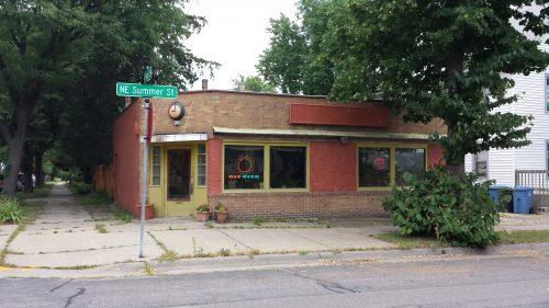 1301 Summer St NE, a 1950 Small Retail Building Housing Neoneon Art & Design