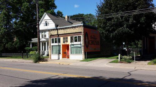 2210 Marshall St NE, Orange Crush Arts