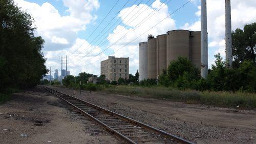 Bottineau and Downtown Minneapolis