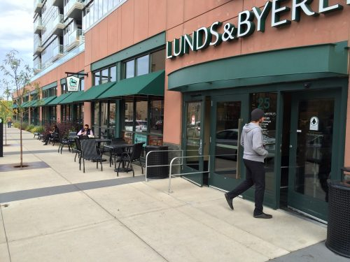 Lunds & Byerlys northeast Minneapolis