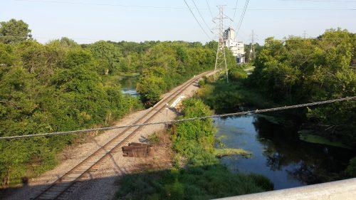Bassett Creek at Penn Ave