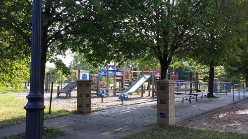 Playground at Bryn Mawr Meadows