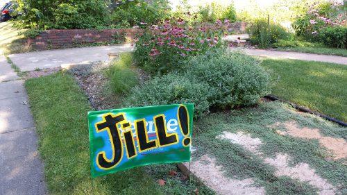 Jill! (née Bernie)