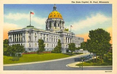 state capitol 1940