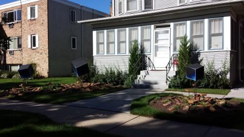 Front-Yard Sculpture, 3204 Fremont Ave S