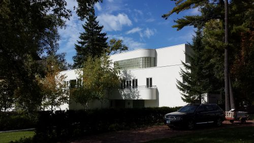 V.M.S. Kaufmann House, 20 Park Lane (1936)