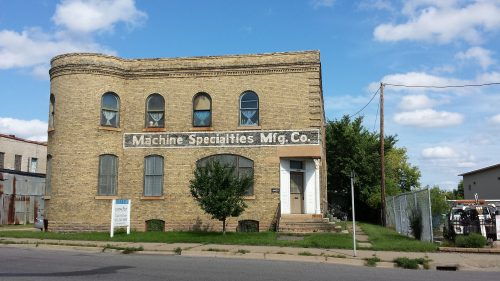 Former C. A. Smith Office Building (More Recently Machine Specialties), 4400 Lyndale Ave N, 1903
