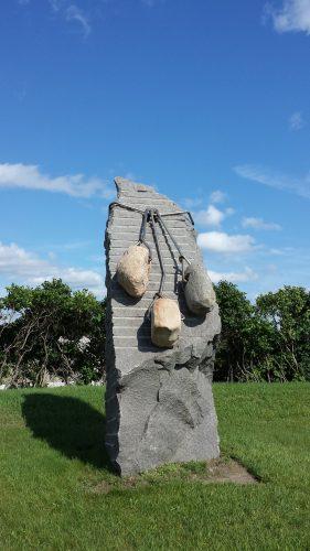 Monolith by Zoran Mojsilov, 1996