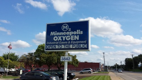 Minneapolis Oxygen: M O2